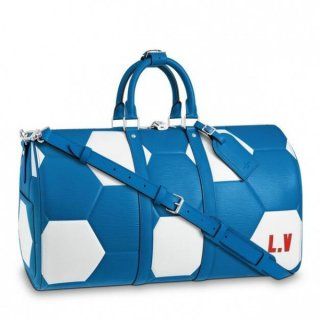 Louis Vuitton Keepall Bandouliere 50 FIFA World Cup M52120 bag