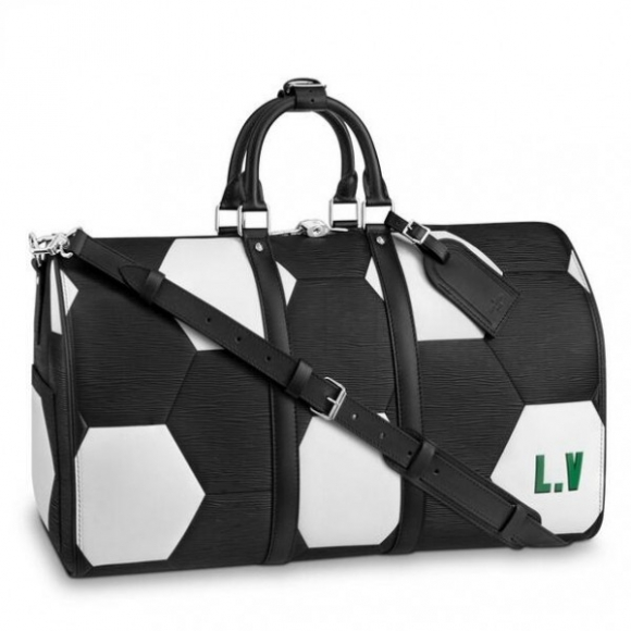 Louis Vuitton Keepall Bandouliere 50 FIFA World Cup M52187 bag