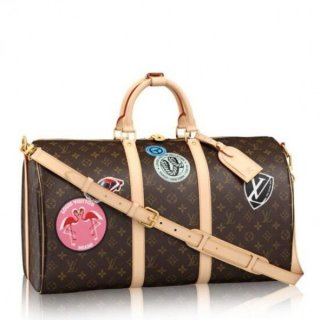 Louis Vuitton Keepall Bandouliere 50 Monogram M41441