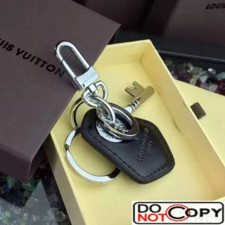 Louis Vuitton Key Holder For Men Black