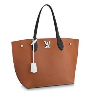 Louis Vuitton Lockme Go Tote Bag M52617 bag