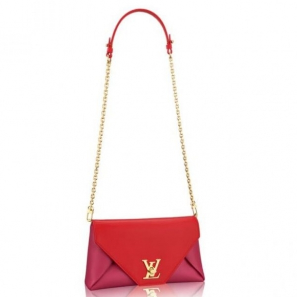 Louis Vuitton Love Note Bag Calfskin M54501 bag
