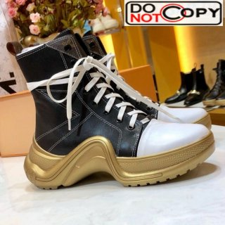 Louis Vuitton LV Archlight Sneaker Boot Black