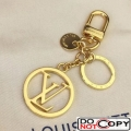 Louis Vuitton LV Circle Bag Charm and Key Holder M68000