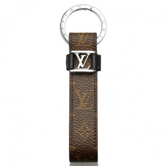 Louis Vuitton LV Dragonne Key Holder Monogram Canvas M62709