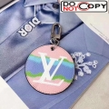 Louis Vuitton LV Escale Key Holder and Bag Charm M69272 Pink