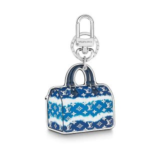 Louis Vuitton LV Escale Speedy Key Holder and Bag Charm M68292