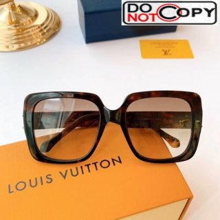 Louis Vuitton LV Rainbow Square Sunglasses Z1186E 139