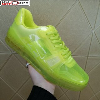 Louis Vuitton LV Trainer Transparent Low-top Sneakers Yellow (For Women and Men)