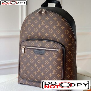 Louis Vuitton Men's Josh Backpack in Monogram Canvas M45349 bag