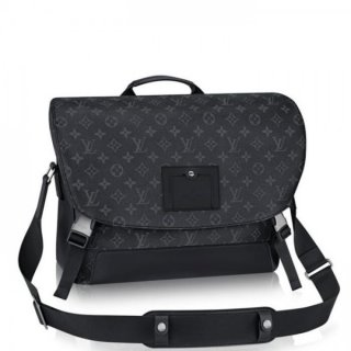 Louis Vuitton Messenger MM Voyager Bag Monogram Eclipse M40510 bag