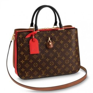 Louis Vuitton Millefeuille Bag Monogram Canvas M44254