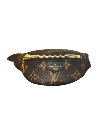 Louis Vuitton Mini Handbag Brown bag