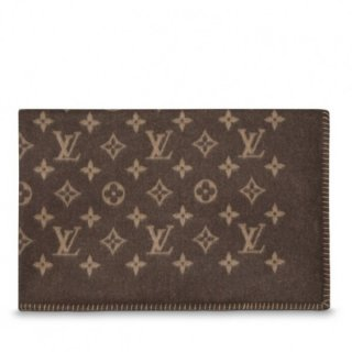 Louis Vuitton Monogram Blanket M75548