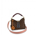 Louis Vuitton Monogram Canvas Beaubourg Hobo Mini Braided Top Handle Bag M55090 bag