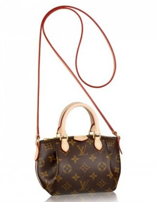 Louis Vuitton Nano Turenne Bag Monogram Canvas M61253 bag