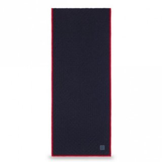 Louis Vuitton Navy Edge Scarf M70527