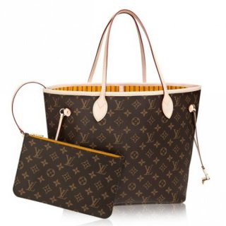 Louis Vuitton Neverfull MM Bag Monogram Canvas M40997 bag