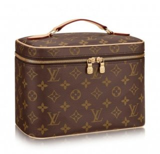 Louis Vuitton Nice BB Bag Monogram Canvas M42265