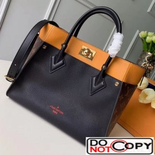 Louis Vuitton On My Side Tote Bag M53823 Black