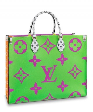 Louis Vuitton Onthego M44569 Green bag