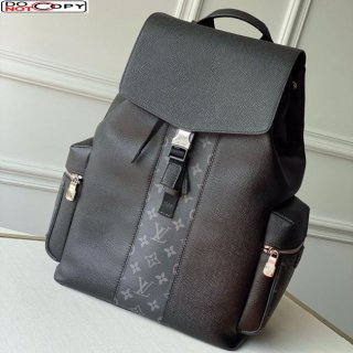 Louis Vuitton Outdoor Backpack M30417 Black bag