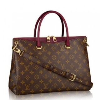 Louis Vuitton Pallas Bag Monogram Canvas M41599 bag