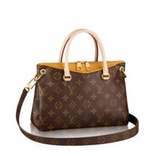 Louis Vuitton Pallas BB Bag Monogram Canvas M41243