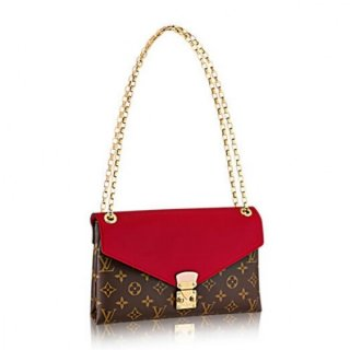 Louis Vuitton Pallas Chain Bag Monogram Canvas M41201 bag