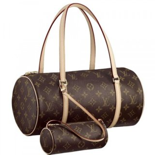 Louis Vuitton Papillon 30 Bag Monogram Canvas M51385 bag