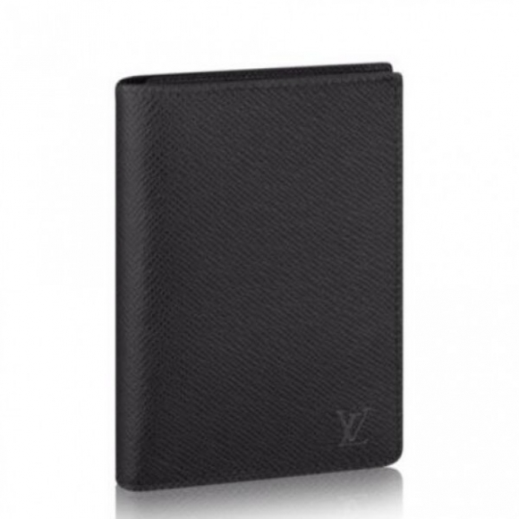 Louis Vuitton Passport Cover Taiga Leather M64503