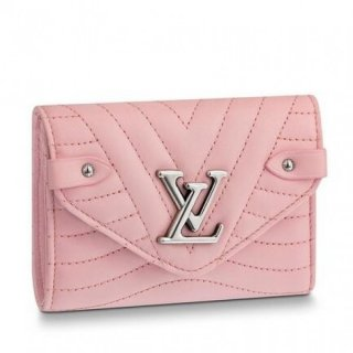 Louis Vuitton Pink New Wave Compact Wallet M63730 bag