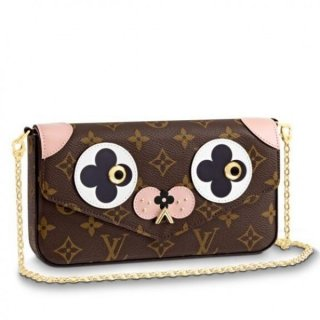 Louis Vuitton Pochette Felicie Monogram Canvas M67248 bag
