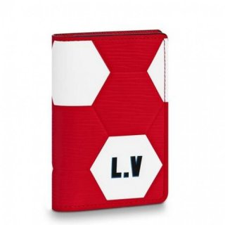 Louis Vuitton Pocket Organizer FIFA World Cup M63226 bag