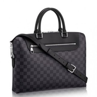 Louis Vuitton Porte-Documents Jour Damier Graphite N48260 bag