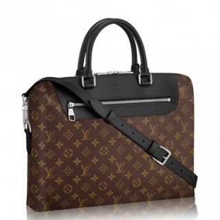 Louis Vuitton Porte-Documents Jour Monogram Macassar M54019 bag