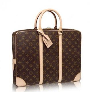 Louis Vuitton Porte Documents Voyage Monogram Canvas M40226 bag