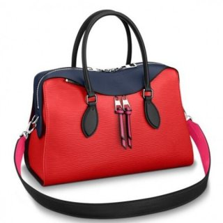 Louis Vuitton Red Tuileries Bag Epi Leather M53544 bag
