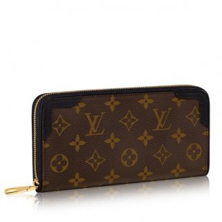 Louis Vuitton Retiro Zippy Wallet Monogram Canvas M61188 bag