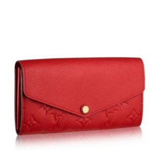 Louis Vuitton Sarah Wallet Monogram Empreinte M61181 bag