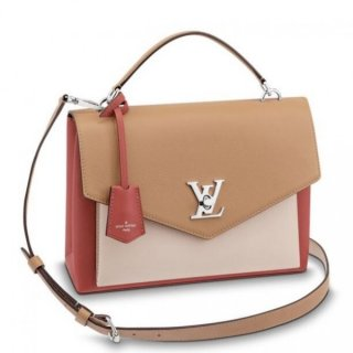 Louis Vuitton Sesame Creme My Lockme Bag M53506 bag