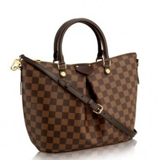 Louis Vuitton Siena MM Bag Damier Ebene N41546 bag
