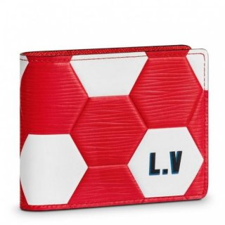 Louis Vuitton Slender Wallet FIFA World Cup M63228 bag