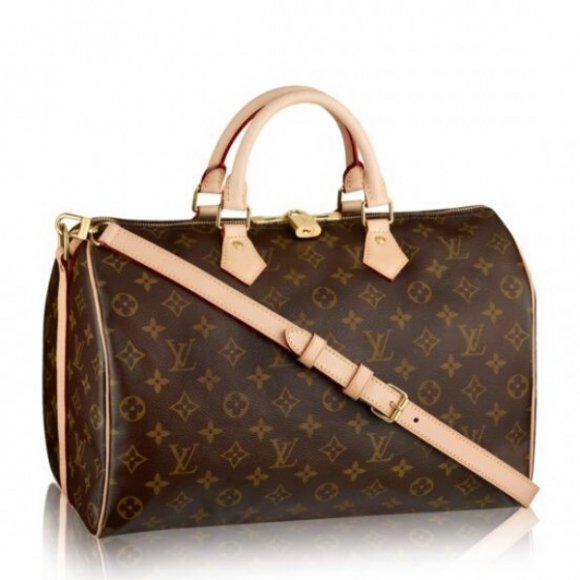 Louis Vuitton Speedy Bandouliere 35 Bag Monogram M41111 bag