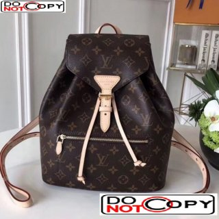 Louis Vuitton Sperone Backpack in Monogram Canvas Pink bag