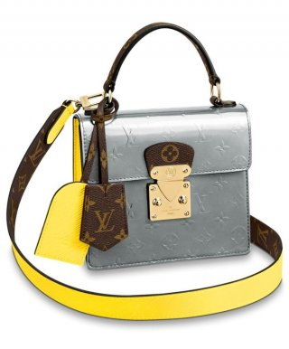 Louis Vuitton Spring Street M90376 yellow bag