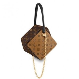 Louis Vuitton Square Bag Monogram Reverse M43589 bag