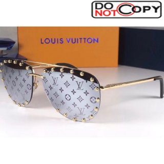 Louis Vuitton The Party Pop Colored Studs Sunglasses 23
