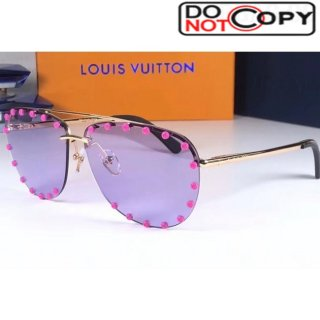Louis Vuitton The Party Pop Colored Studs Sunglasses 24