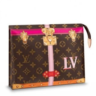 Louis Vuitton Toiletry Pouch 26 Monogram M43614